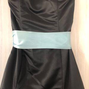 Jessica McClintock Dresses - Jessica McClintock black gown